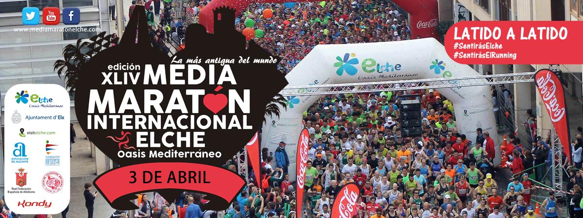 Media Maratón de Elche – La más antigua del mundo